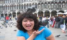 Mesothelioma survivor Tina Herford