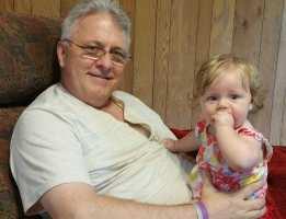 Mesothelioma survivor Jim Madaris