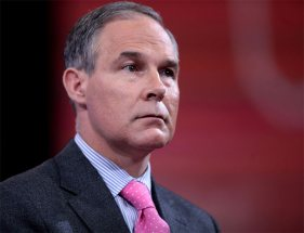 EPA nominee Scott Pruitt