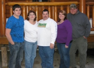 Tammy F. Mesothelioma Survivor and family