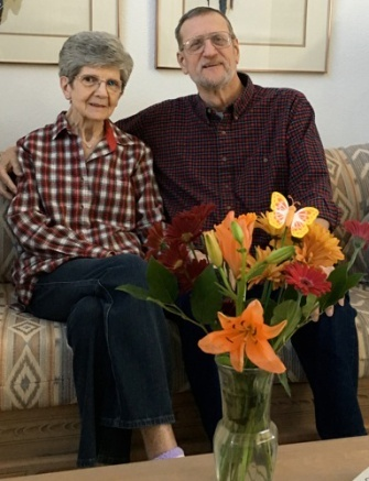 Mesothelioma Survivor Pete K. and his wife, Pat