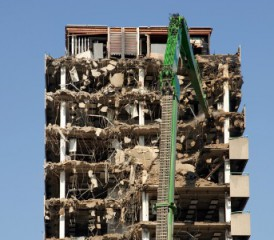 Asbestos Demolition In Fort Worth Considered Health Risk