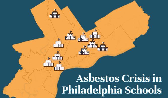 Asbestos Crisis in Philadelphia Schools