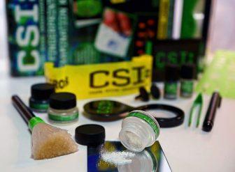 CSI Fingerprint Kit