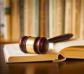Gavel & Book