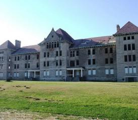 Bowen Building in Bartonville, Illinois