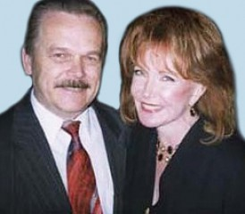 Bill Cawlfield and his wife