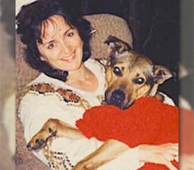 Lorraine & Her Dog