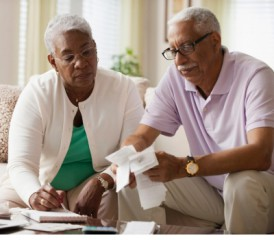 Coping With Caregiver Financial Stress