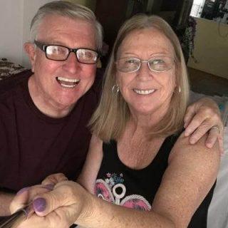 Charles and Sharon Wood