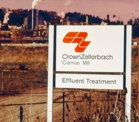 Crown Zellerbach Paper MIll