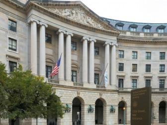 EPA D.C. building exterior