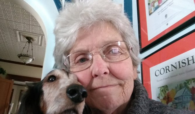 Mesothelioma survivor Emily Ward and Little Bits