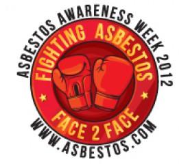 Fighting Asbestos Face to Face Logo