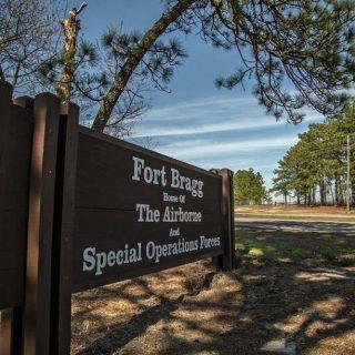 Fort Bragg in North Carolina