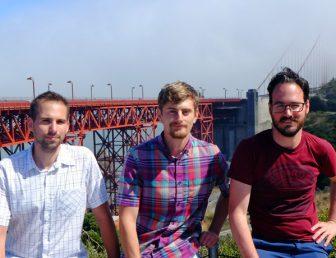 Frontier Microscopy team