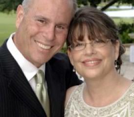 Rob Harris and Wife