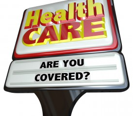 Health Care Sign