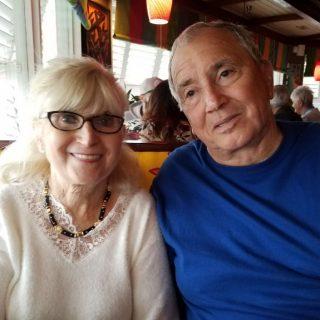 Margaret and John Fiala