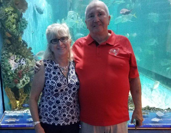 John and Margaret Fiala