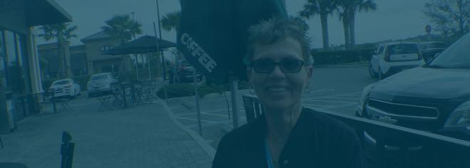 Peritoneal Mesothelioma survivor, Judy Goodson