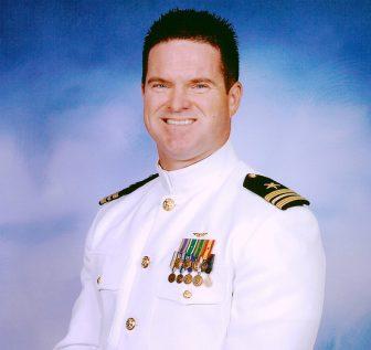 Lt. Cmdr. Kevin King