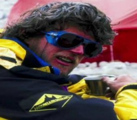 Australian mountain climber Lincoln Hall