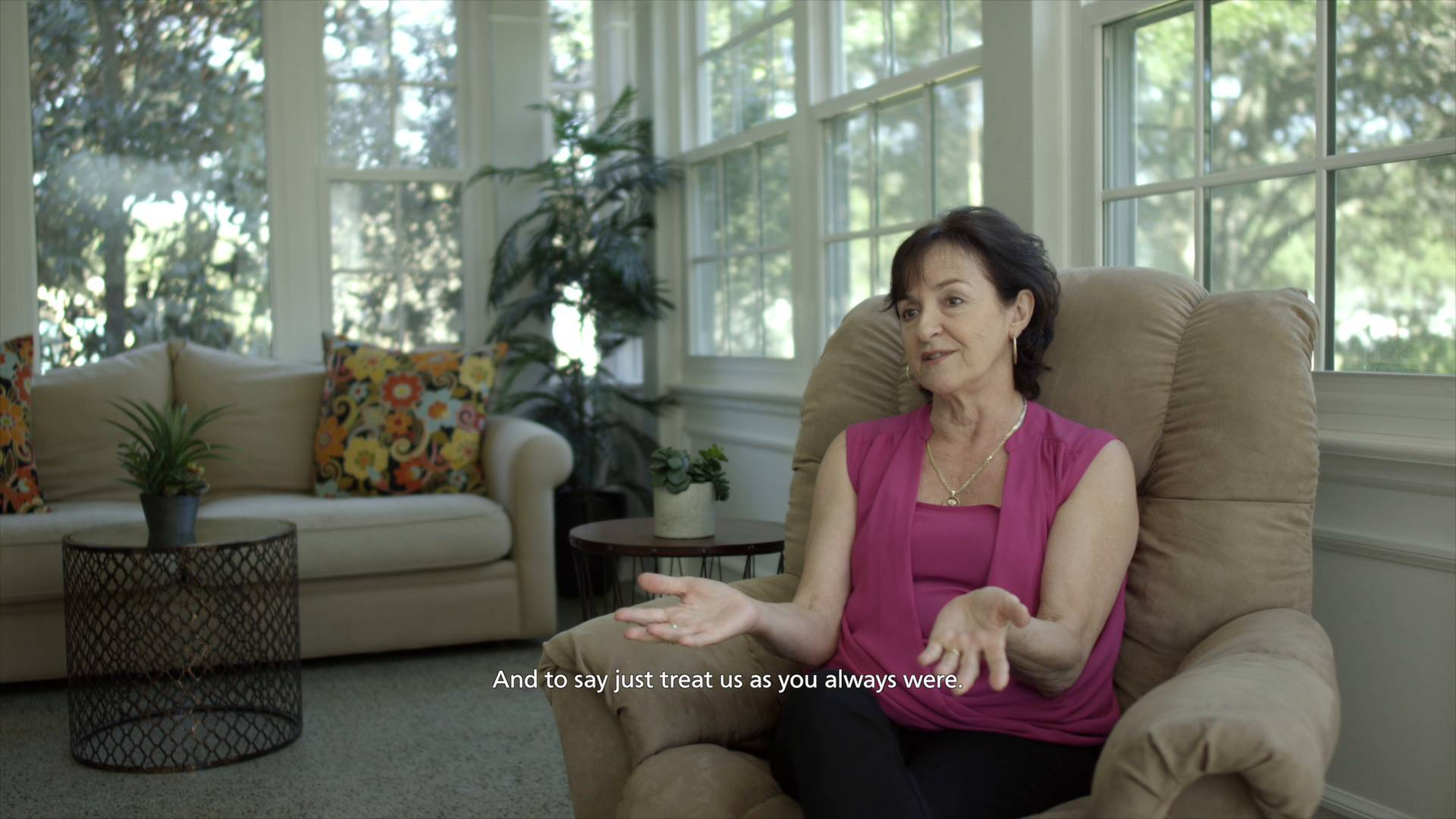 Lorraine Kember video on how her husband was exposed to asbestos in Australia