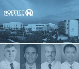 Moffitt Cancer Center team