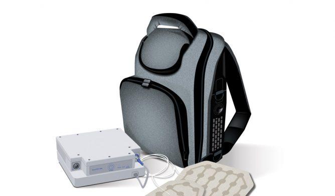 NovoTTF-100L System for mesothelioma