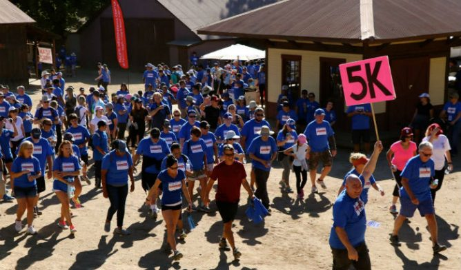 5K Walk/Hike for Mesothelioma