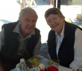 Pat (Kember) Clement & Husband, Noel