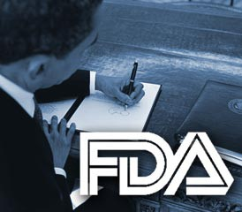 U.S. President Barack Obama signs FDA Drug Shortage List