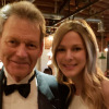 Mesothelioma survivor Ron Green with his youngest daughter