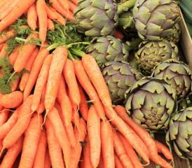 Seasonal Spring Produce