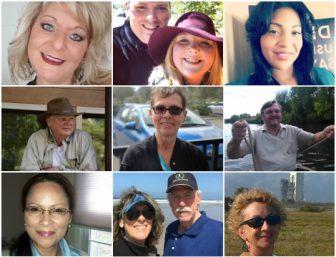 Survivor collage