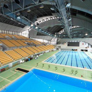 Tatsumi International Swimming Center