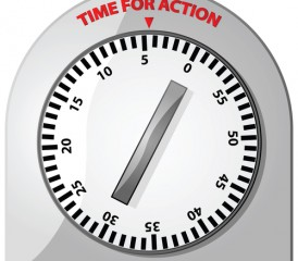 Time for Action Graphic