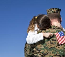 Veteran Coming Home