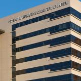 Exterior Wake Forest Cancer Center