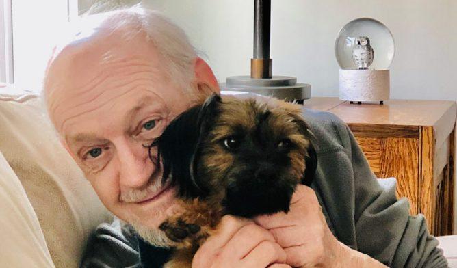 Pleural mesothelioma survivor Wally Rogers