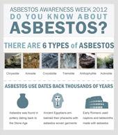 Asbestos Awareness Infographic