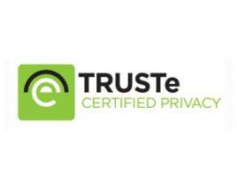 TRUSTe Certified Privacy logo