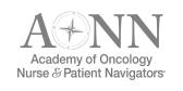 Academy of Oncology Nurse & Patient Navigators logo
