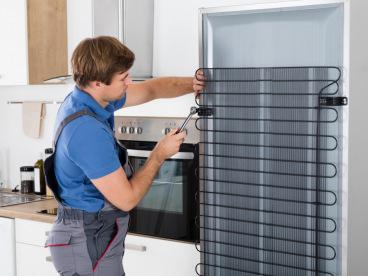 Appliance installer