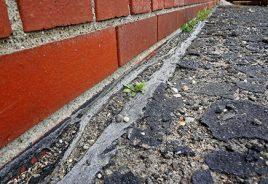 Asbestos Adhesive Roofs