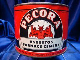 Asbestos Adhesive Boiler Cement