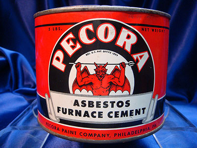 Asbestos Adhesives History Of The Product Dangers