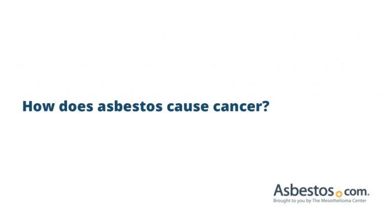 Asbestos Cancer video thumbnail