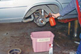 Asbestos in Automotive Parts